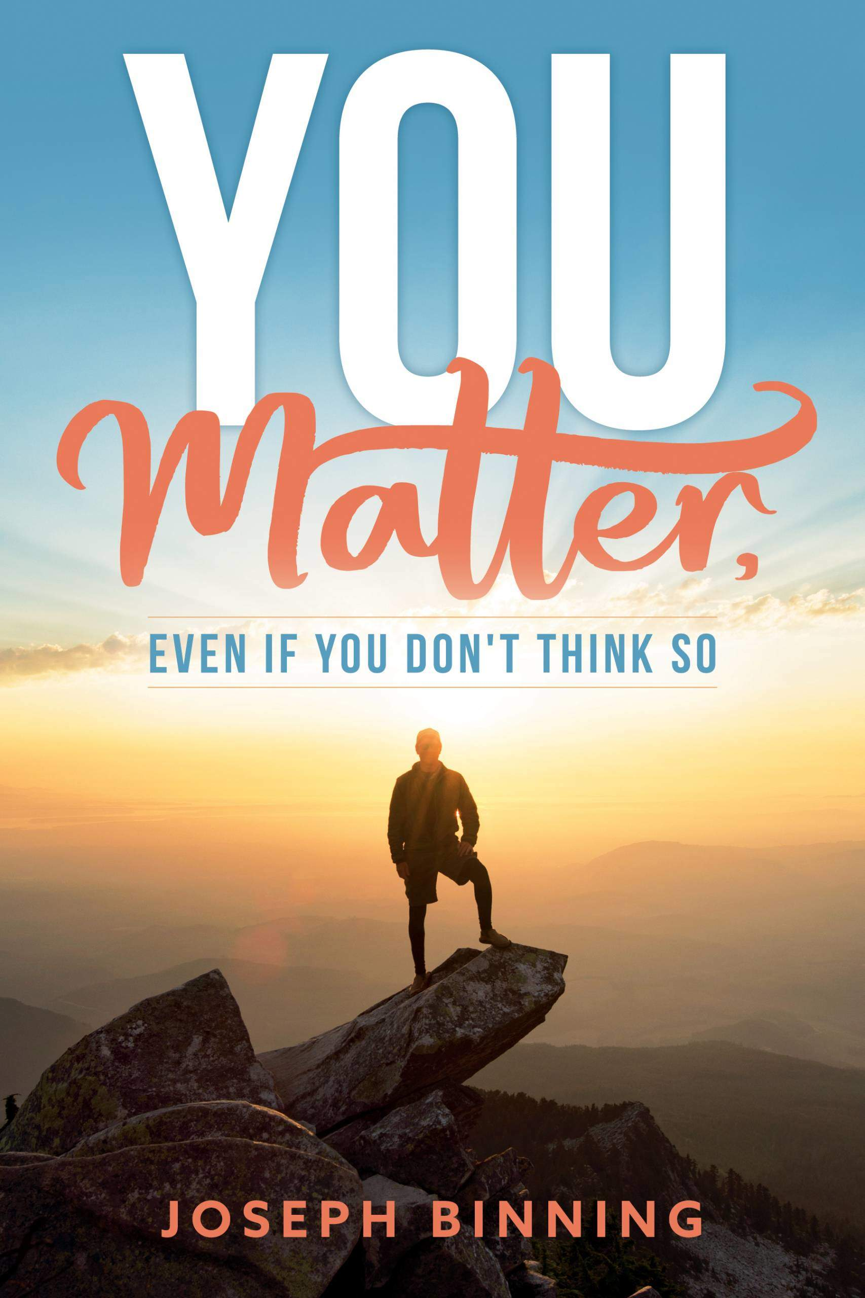 You Matter, even if you don't think so book campaign