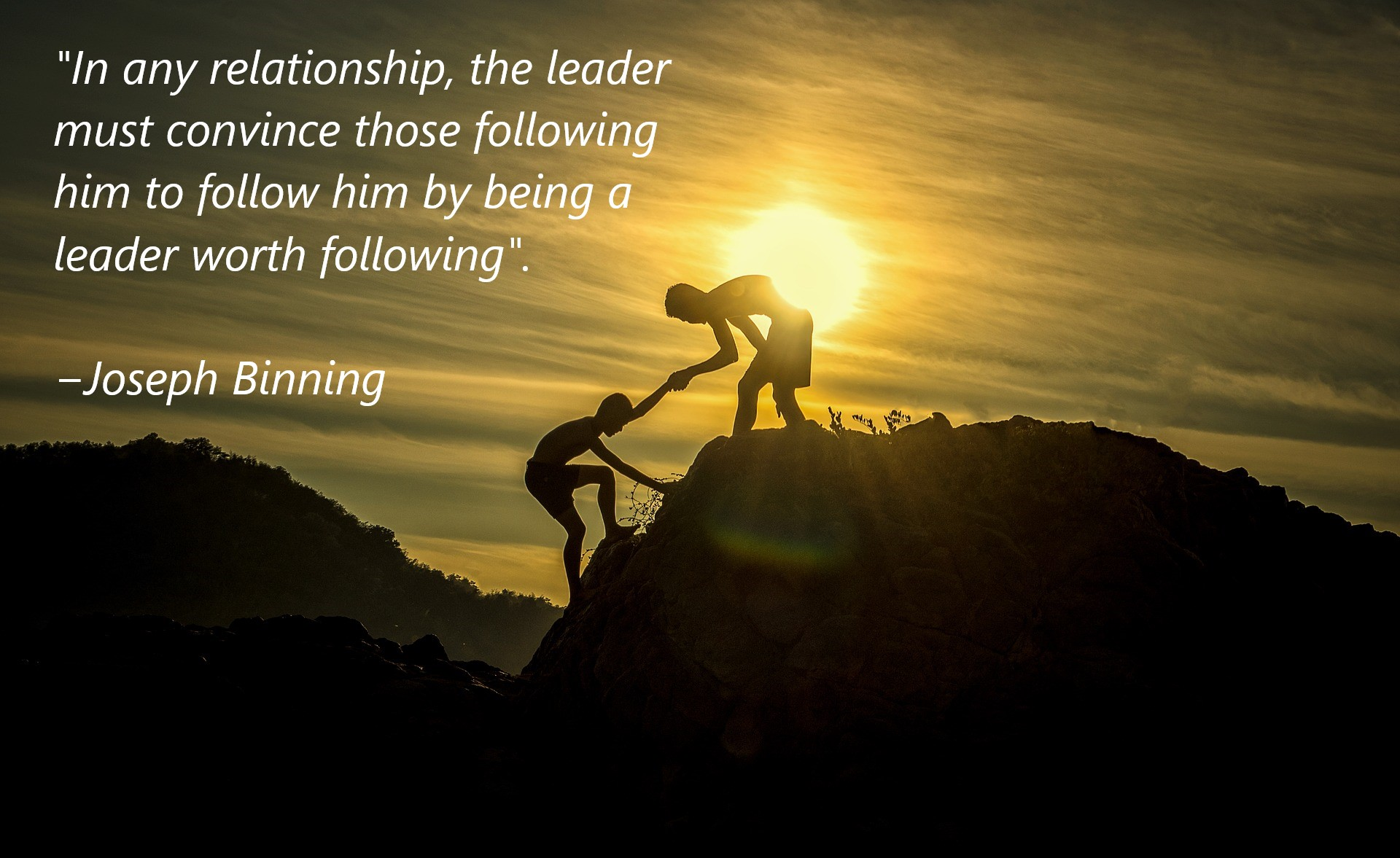 What Does A Good Leader Look Like in a Relationship?